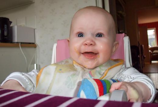 Angela 6 månader