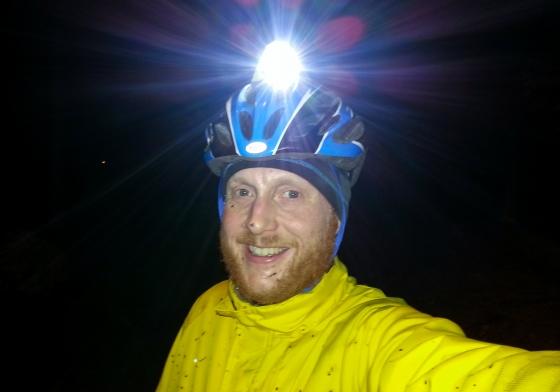 Ljushuvud vid spårcentralen på Sätraåsen