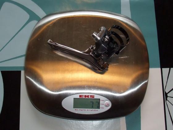 DA-7900 framväxel + Mcfk-klämma + Speen-adapter